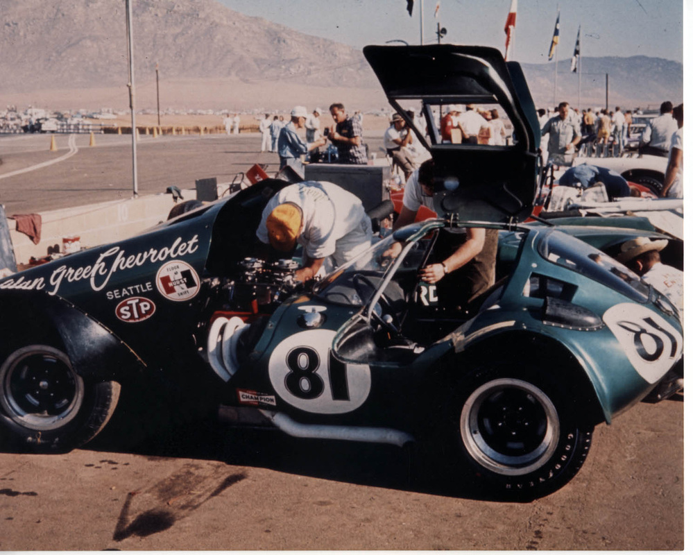 1964 BILL THOMAS CHEETAH #BTC003
